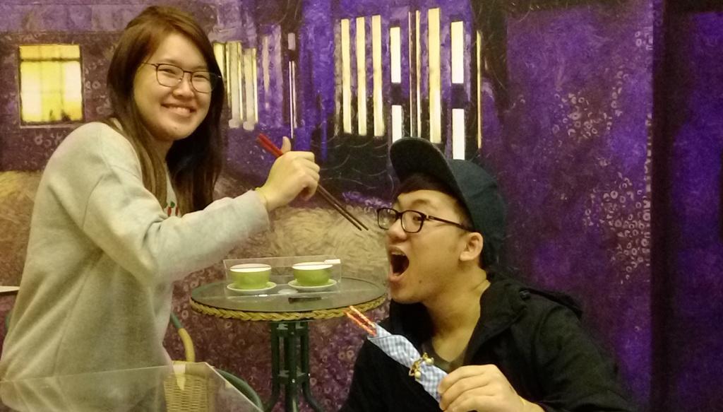 歡迎大小朋友體驗筷藝人生DIY