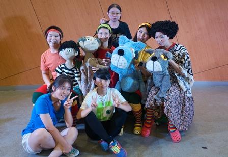 十三行兒童劇團暑假開演!