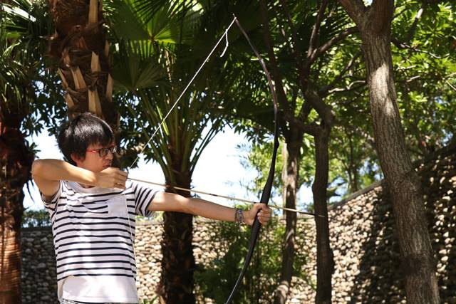 十三行博物館10-12月「十三考古日」設計磨箭簇、射弓箭體驗,快來當史前獵人。