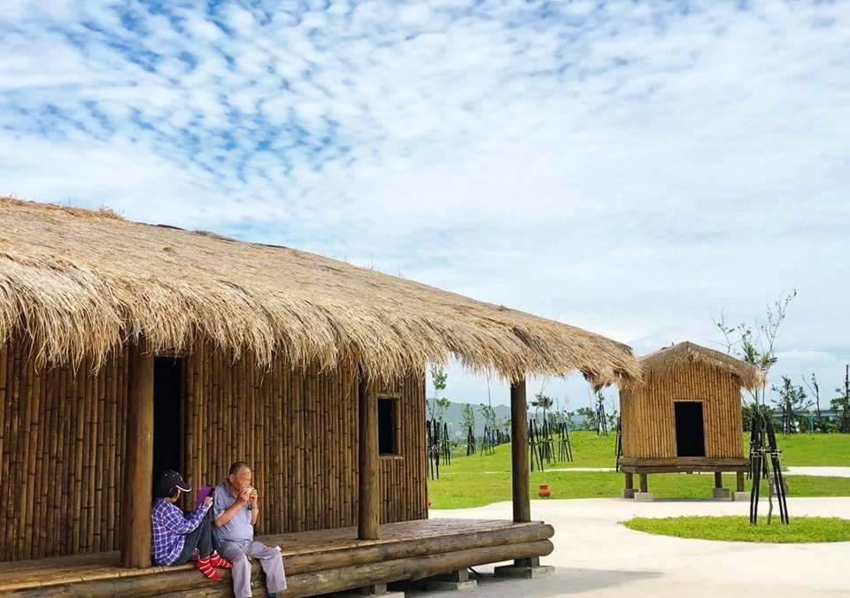 部落教學區-住屋與穀倉