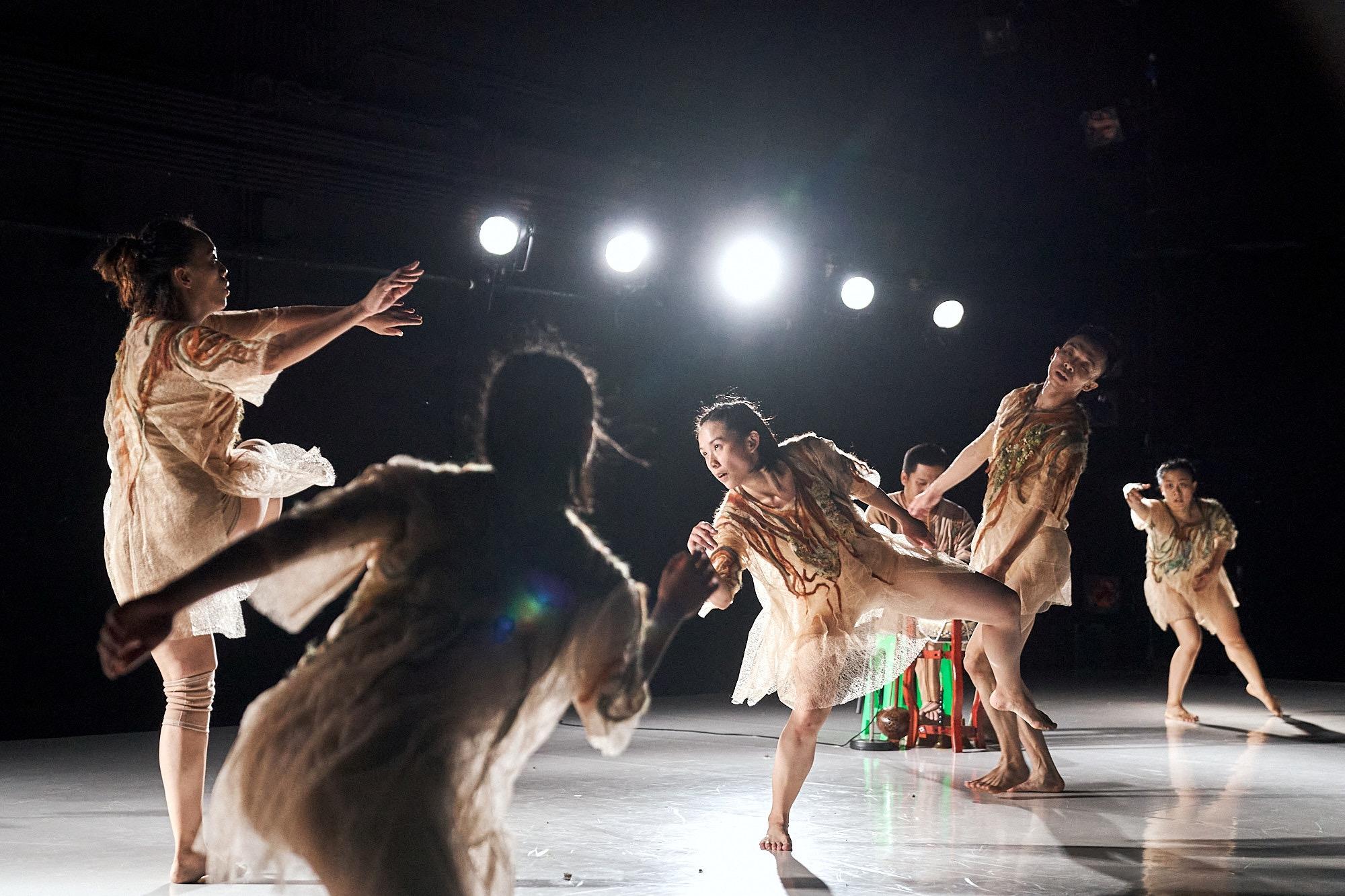 考古生活節首度加入快閃式互動劇場演出