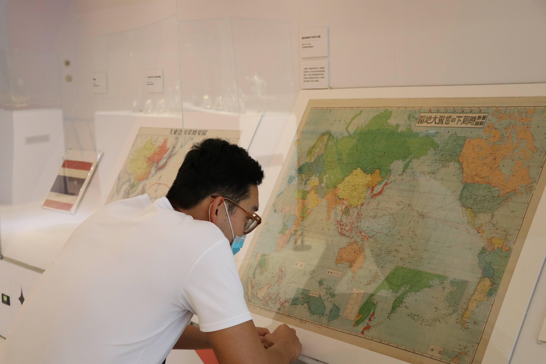 不同時期的歷史地圖,可觀察出泰國近三百年來的國際關係
