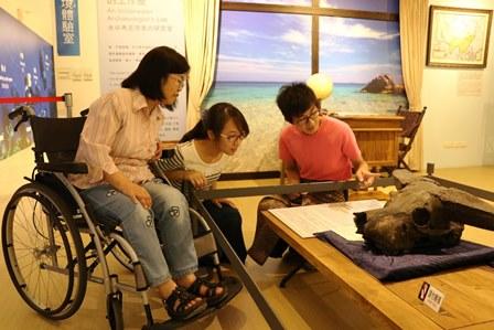 逛十三行博物館說走就走!身心障礙者免費專案
