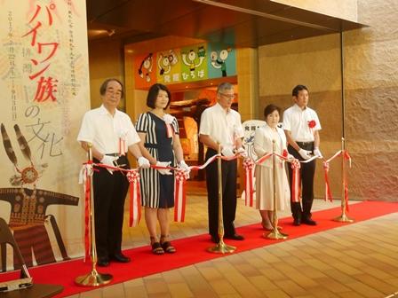 十三行「排灣族文化特展」首度赴日 文化外交大進擊
