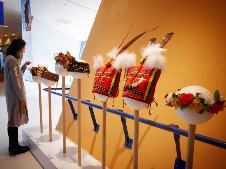 臺灣原住民族帽飾特展 16族帽飾一次看個夠