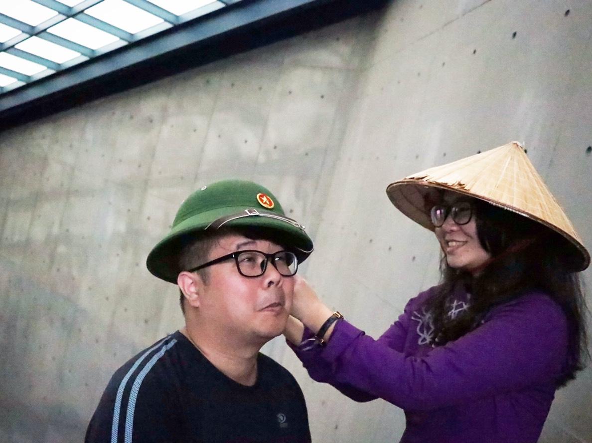 這個國家的男人愛戴綠帽? 到十三行體驗異國文化