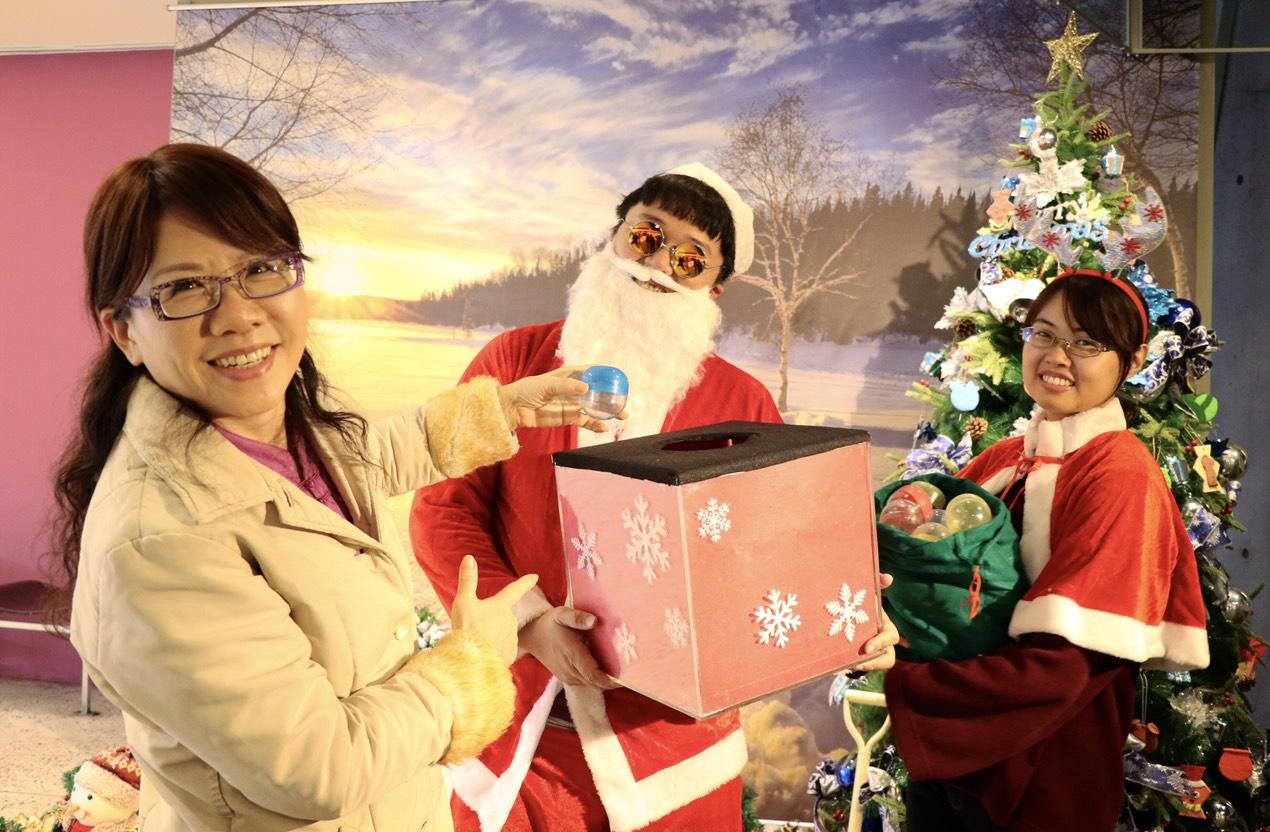 全臺唯一考古耶誕樹現身十三行 拍照抽體驗活動免費玩整年