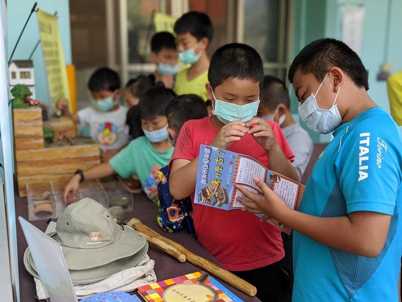 十三行教師研習營招生中 歡迎把博物館搬進學校
